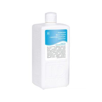 Антисептическое мыло Ремисепт - 1л