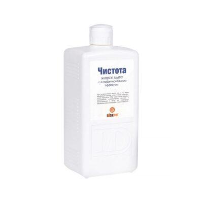 Антисептическое мыло Чистота - 1л