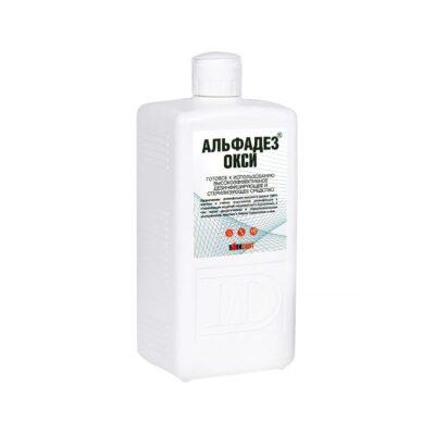 Полисепт Альфадез окси - 1 литр