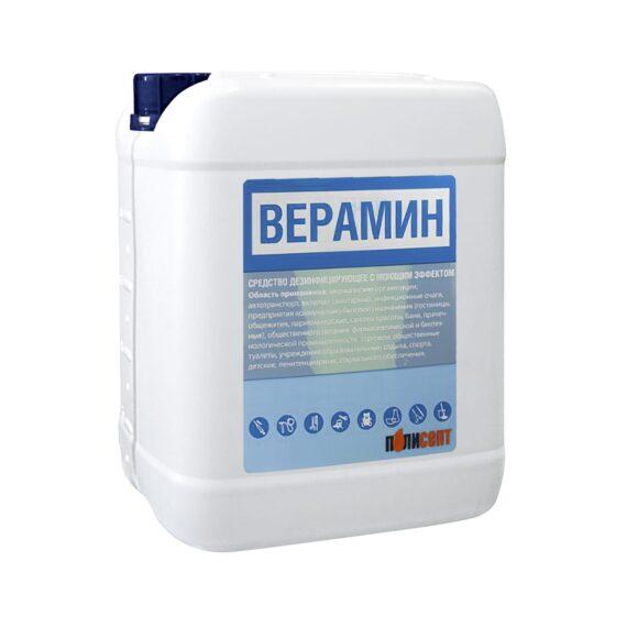 УДС с моющим эффектом Полисепт Верамин - 5л